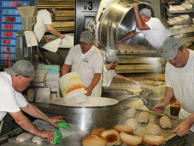 Bild Bäckerin/Bäcker