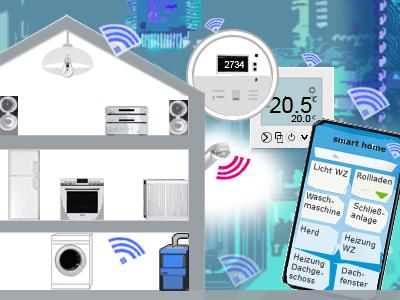 Elektronikerin für Gebäudesystemintegration/Elektroniker für Gebäudesystemintegration